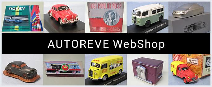 AUTOREVE WebShop