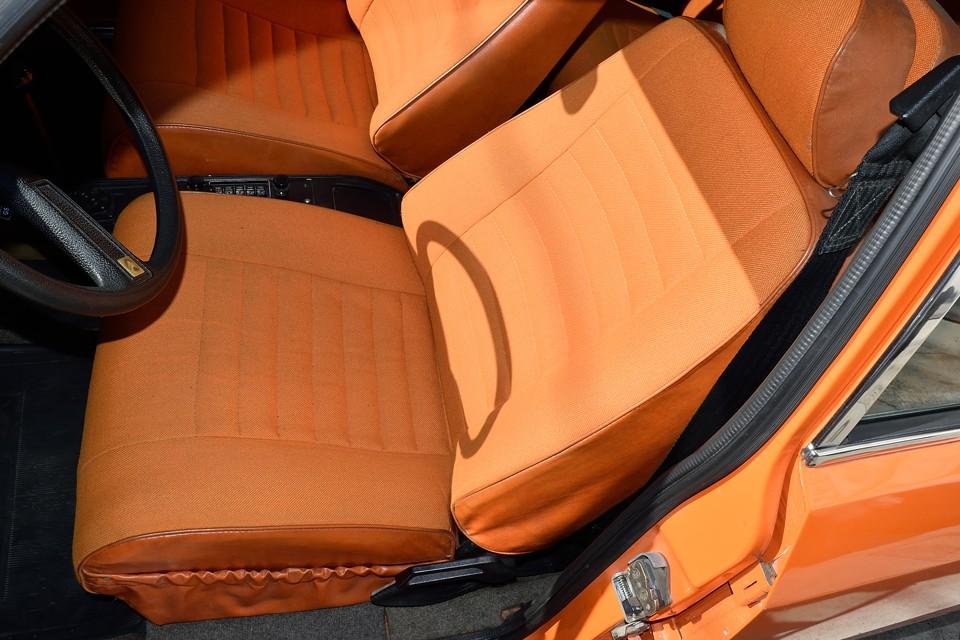一番傷みやすい運転席でこの状態です!素晴らしい〜!