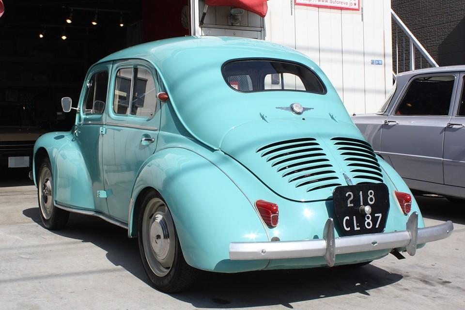 フランス本国にてレストアされた車両です。