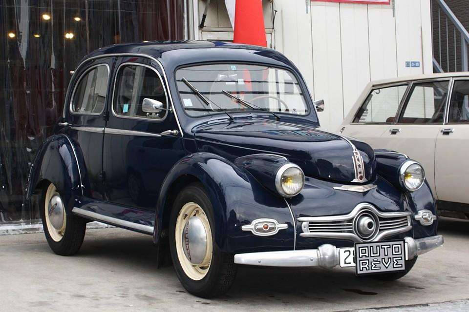 1949年製造のパナール・ディナ!X84モデルは通称ディナXと呼ばれるモデルです。