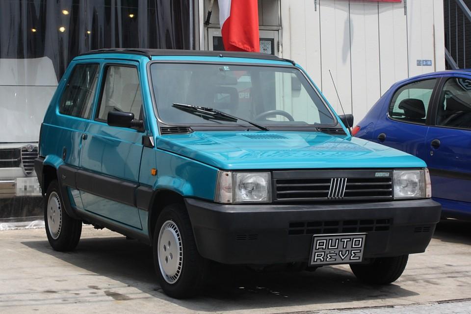 1994 (平成6)年式フィアット・パンダ1100スーパー!楽しい楽しいMT車!