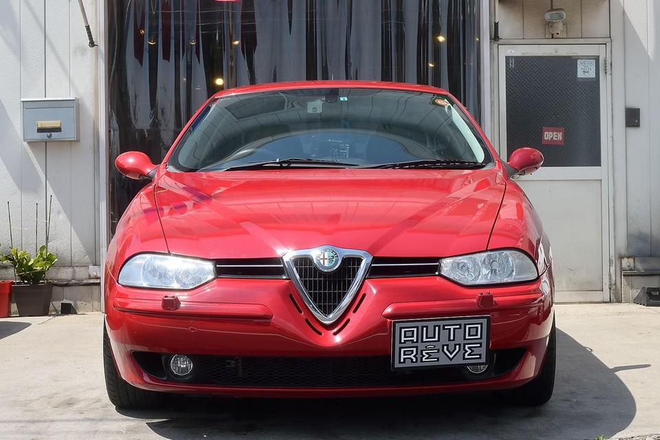 エンジンも去る事ながら、2004年式と言うことはデ・シルヴァ顔の最終の最終モデル・・・。