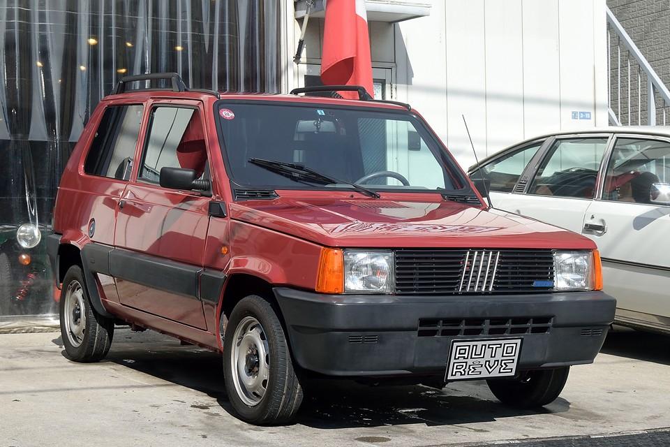 2001(平成13)年式 フィアット・パンダHOBBY!最終新車並行モデルです!