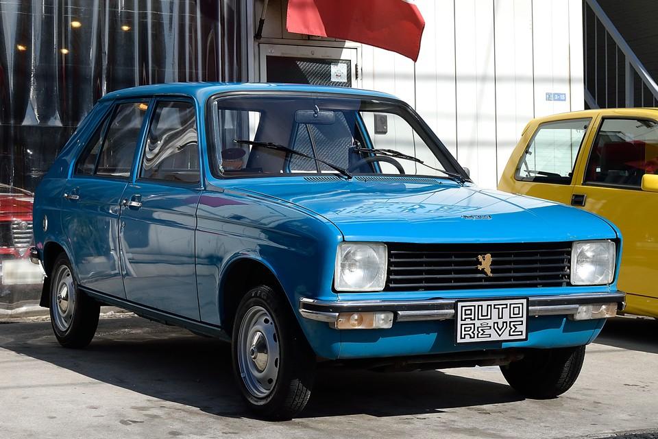 1974(昭和49)年式プジョー104!シトロエンやタルボ、果てはルノーにまで影響を与えた、この時代のフレンチコンパクトの神髄を是非! 欧州より直輸入!日本に上陸したばかりの国内未登録車両ですので新規登録3年車検となります!国内初オーナー様になりませんか~!