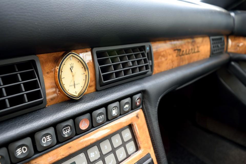 もちろんラサールの時計も装備!今となってはほとんど紋章の様なものですからね。