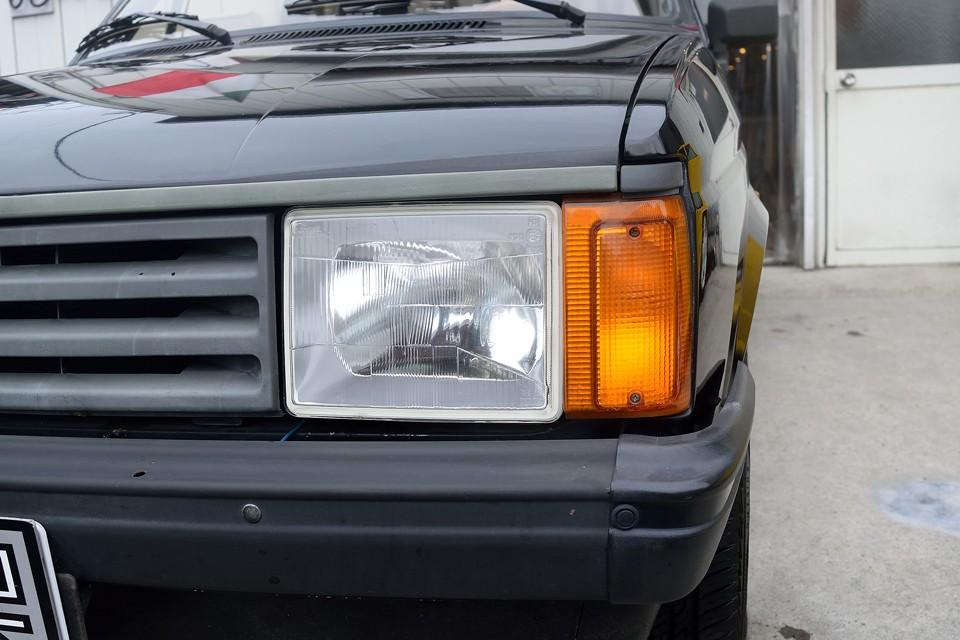 ヘッドライトやウインカーのレンズ類は交換歴があるのでしょうか。割れや劣化はありません。真新しいキレイな状態です。