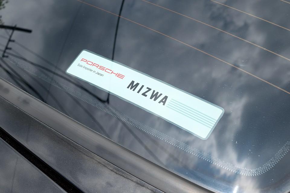 安心の正規ミツワ物!正規ドライバーズマニュアル、本革マニュアルケース、スペアキーも揃っています。