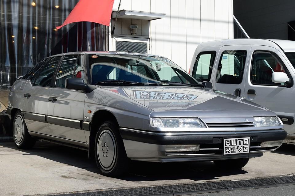 1994(平成6)年式シトロエンXM-S、なんと実走行2.6万kmの驚愕の低走行美車!XM愛に溢れるオーナー様の、数あるXMコレクションから、秘蔵の1台を放出!