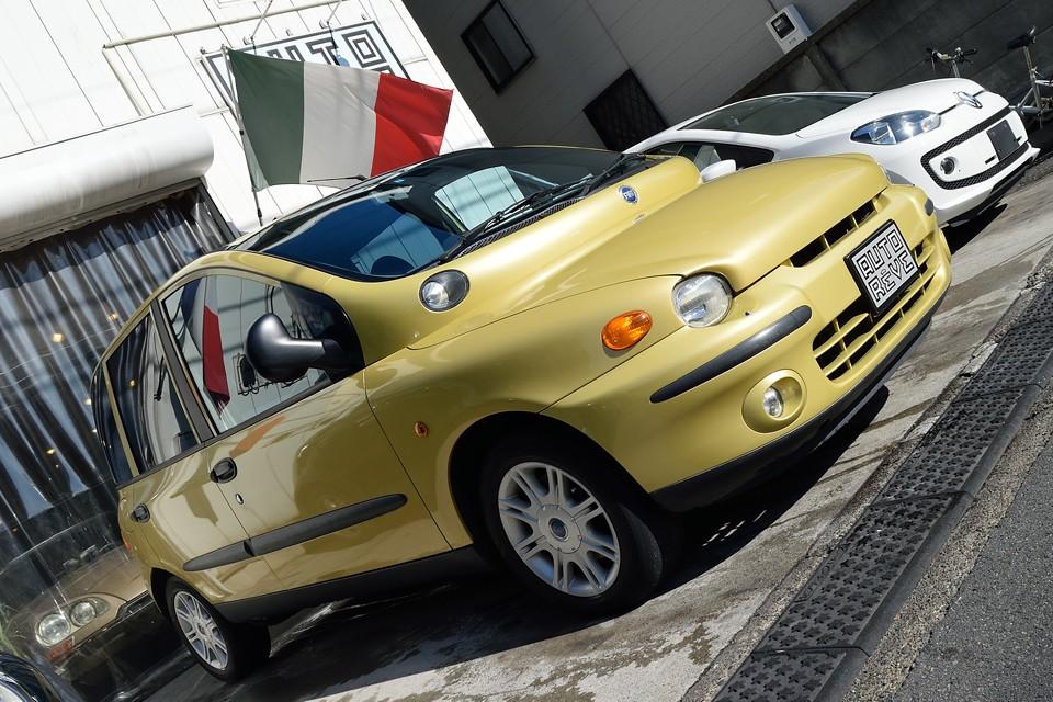 これはもはや向かう所、敵無しの、最強ドライビング&ファミリーカー!その名は「ムルティプラ~!」