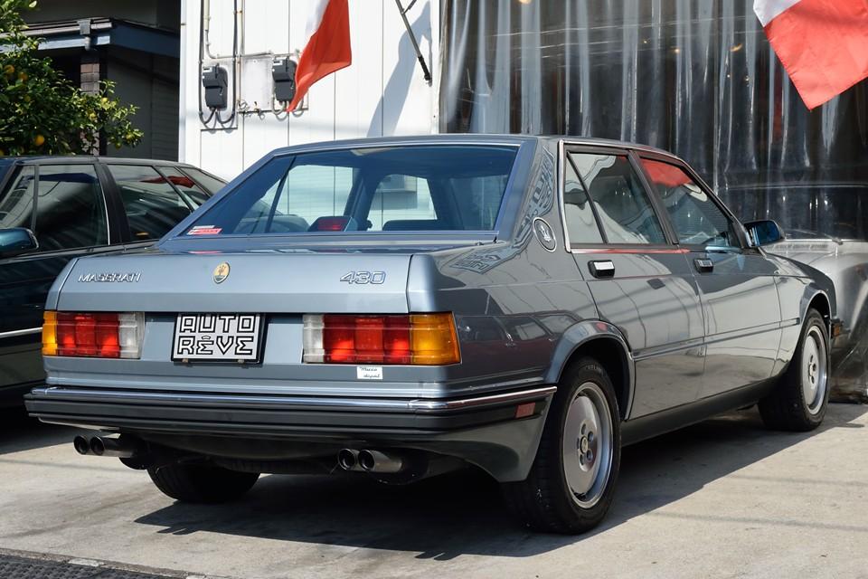 新車時からその信頼性が?な430ですが、本車両は過去に内外装、機関、細部にわたって仕上げられた美車!特に「肝」の電気周りに大幅に手を加えられ、見違えるほど信頼性はUP!