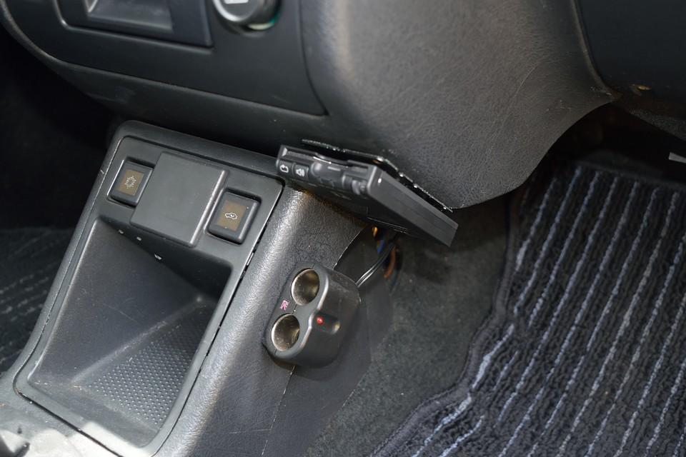 もちろんETCも装備!キー連動の2口シガーソケットも増設済ですので、スマホの充電やポータブルナビも直ぐに使えます!