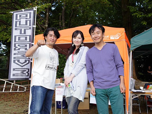 やはり時間は過ぎていくもので・・・島田さん、森口さん、本当にありがとうございましたぁ~!N子はんをこれほどまでにコントロールしていただいて!←そこかい!(笑)