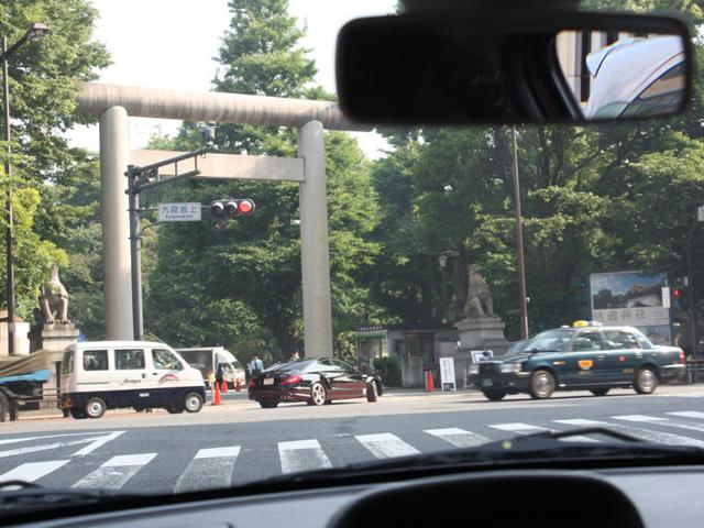 到着・・・1泊2日のショート版ラリーとはいえ、コマ図を見ながらの運転はやはり簡単ではないのです!N子はん、M姉、ガンバレ~!
