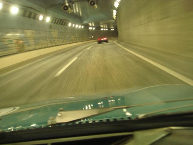 GSは絶好調!トンネルを抜けると・・・。