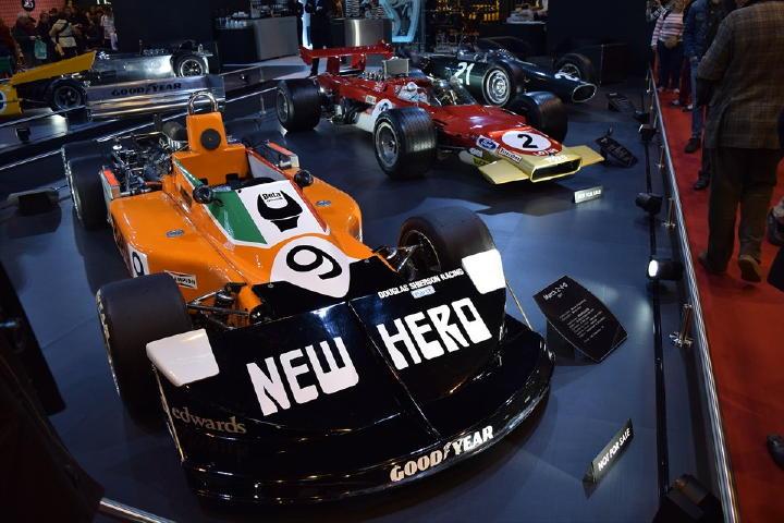 またまたF1!マーチにロータスにブラバム!近年のF1黄金期と言える70年代後半のマシン達!