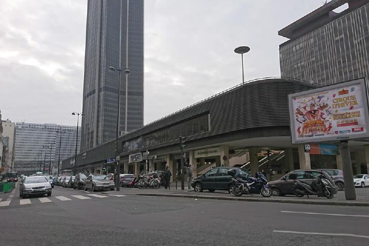 で、モンパルナスタワー。