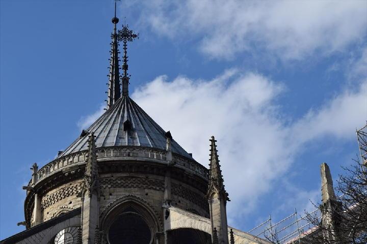 今回のフランス研修も残りわずか・・・じっくりとこの空気感を楽しみたいと思います。