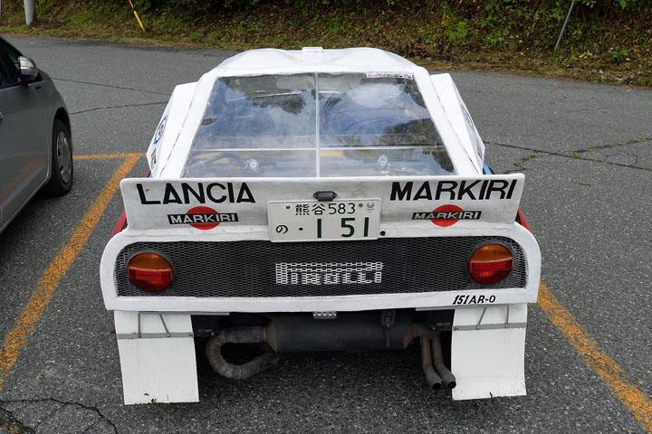 確かマルティニのスペルは「MARTINI」だったはず・・・。
